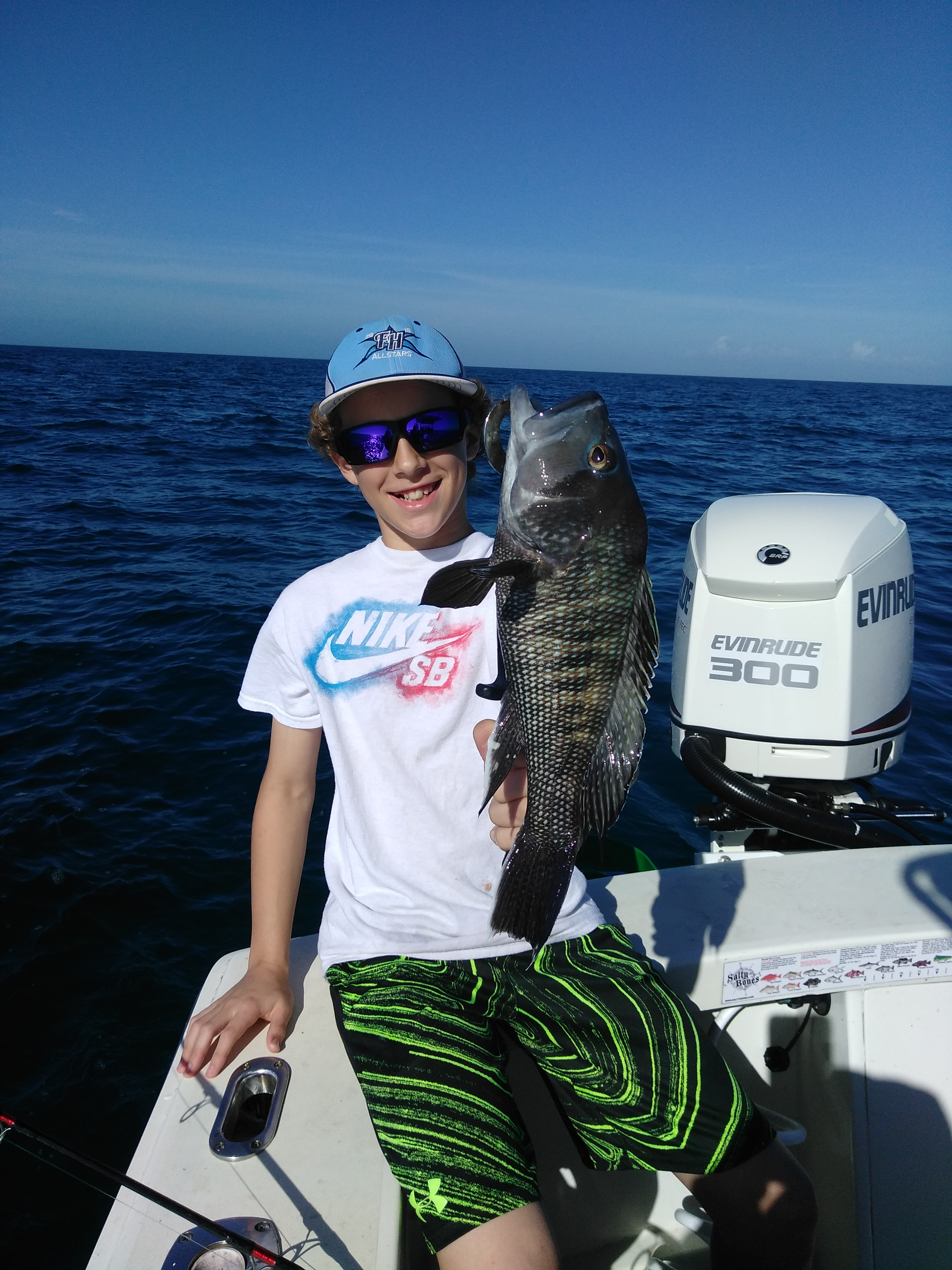 Tampa bay offshore fishing charters st pete beach fishing for Put in bay fishing charter
