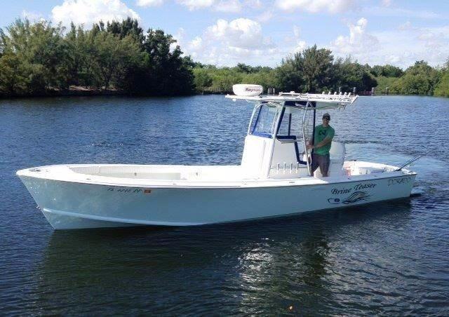 30 ft Dorado 300 Evinrude E-Tec Rodan GPS anchor... All upgrades for an even better fishing experience!